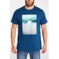 Billabong Tshirt Witness 2017 marine Herren