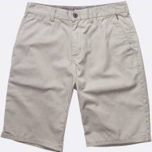 Billabong Short Chino Carter 2017 grau Herren