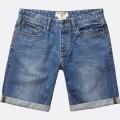Billabong Short Jeans Straight 2017 blau Herren