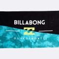 Billabong Duschtuch Slash schwarz/aqua 160x80cm