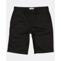 Billabong Short Chino Carter 2018 schwarz Herren