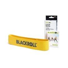 Blackroll Fitnessband Loop Band gelb - extra leicht -