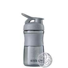 BlenderBottle Trinkflasche Sportmixer Grip 590ml grau