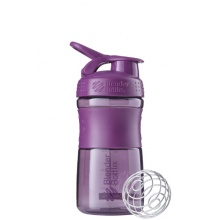 BlenderBottle Trinkflasche Sportmixer Grip 590ml violett
