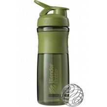 BlenderBottle Trinkflasche Sportmixer Grip 820ml moos