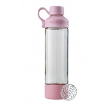BlenderBottle Trinkflasche Mantra Glass 600ml pink