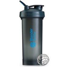 BlenderBottle Trinkflasche Pro45 1300ml grau/blau