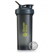 BlenderBottle Trinkflasche Pro45 1300ml grau/lime