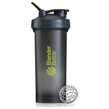 BlenderBottle Trinkflasche Pro45 1300ml grau/lime