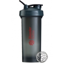 BlenderBottle Trinkflasche Pro45 1300ml grau/rot