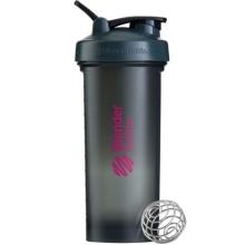 BlenderBottle Trinkflasche Pro45 1300ml grau/pink