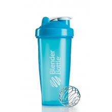 BlenderBottle Trinkflasche Classic 820ml aqua