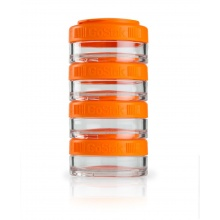 BlenderBottle Behälter GoStak 40ml orange 4er