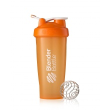 BlenderBottle Trinkflasche Classic Loop 820ml orange