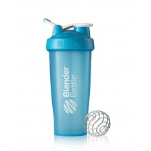 BlenderBottle Trinkflasche Classic Loop 820ml aqua
