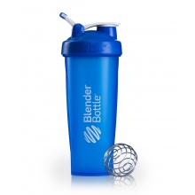 BlenderBottle Trinkflasche Classic Loop 940ml blau