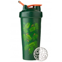 BlenderBottle Trinkflasche Classic Loop 820ml Palm grün