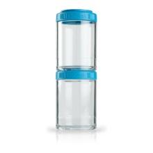BlenderBottle Behälter GoStak 150ml aqua 2er