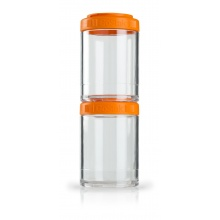 BlenderBottle Behälter GoStak 150ml orange 2er
