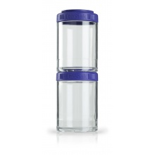BlenderBottle Behälter GoStak 150ml purple 2er