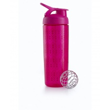 BlenderBottle Trinkflasche SportMixer Signature Sleek 820ml pink