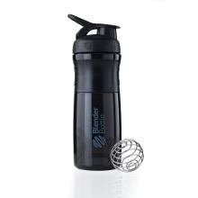 BlenderBottle Trinkflasche Sportmixer Grip 820ml 2017 schwarz/schwarz