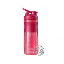 BlenderBottle Trinkflasche Sportmixer Grip 820ml pink