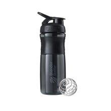 BlenderBottle Trinkflasche Sportmixer Grip 820ml 2016 schwarz/schwarz