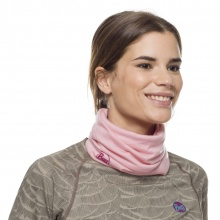 Buff Multifunktionstuch Merinowolle Lightweight Solid LIGHT pink Damen
