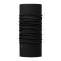 Buff Multifunktionstuch Original Ecostretch UV-Schutz 50+ Solid schwarz