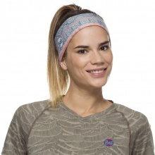 Buff Multifunktionstuch CoolNet UV+ ETHER blau Herren/Damen