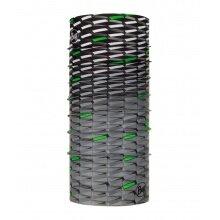 Buff Multifunktionstuch Original mit UV-Schutz 50+ Geotrik grau