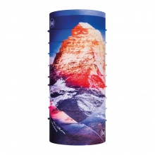 Buff Multifunktionstuch Original Mountain Kollektion Matterhorn bunt Herren