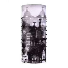 Buff Multifunktionstuch Original City Kollektion Barcelona grau Herren/Damen