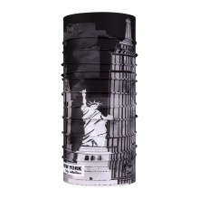 Buff Multifunktionstuch Original City Kollektion New York schwarz Herren/Damen