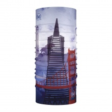 Buff Multifunktionstuch Original City Kollektion San Francisco blau Herren/Damen