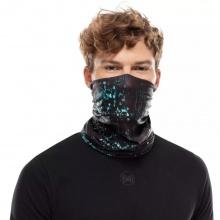 Buff Multifunktionstuch CoolNet UV+ und kühlende Wirkung Speckle schwarz