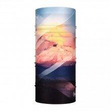 Buff Multifunktionstuch Coolnet UV+ und kühlende Wirkung Mountain Popocatépetl
