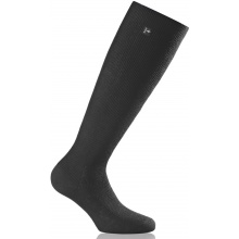 Rohner Businesssocke Knee SupeR Wool Long schwarz Herren 1er