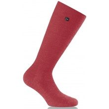 Rohner Businesssocke Knee SupeR Wool Long pink Herren 1er