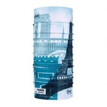Buff Multifunktionstuch Original City Kollektion Paris aqua Herren/Damen
