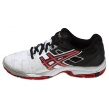 Asics Gel Resolution 5 weiss Tennisschuhe Kinder