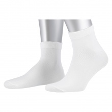 Champion Tennissocken Quarter weiss Herren 3er