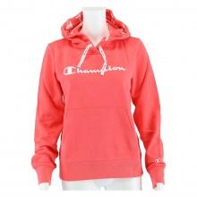 Champion Kapuzenpullover (Hoodie) American Classic Logo 2021 pink Damen