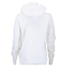 Champion Hoodie Sweatshirt Big Logo Print (gefüttert) 2021 weiss Damen