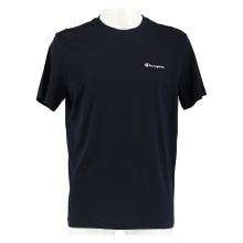 Champion Tshirt Small Print 2017 navy Herren