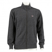 Champion Sweatjacke Full Zip Logo 2017 schwarz Herren