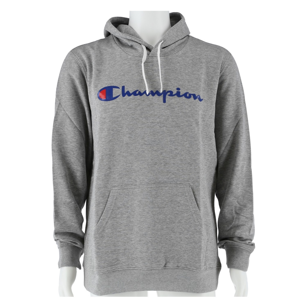 buy popular 9c6b1 18963 Champion Hoodie Big Print 2018 grau Herren