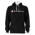 Champion Hoodie Big Logo Print 2018 schwarz Herren