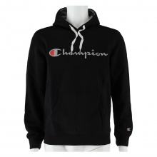 Champion Hoodie Big Logo Print 2018 anthrazit Herren
